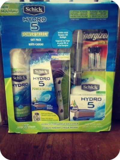 Schick® Hydro Silk™ Holiday Pack