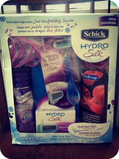Schick Hydro Silk Holiday Pack