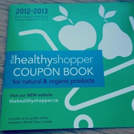 The Healthy Shopper Coupon Book