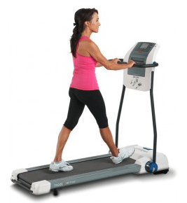 LifeSpan Fitness TR200i Compact Treadmill