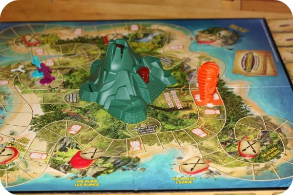 Volcano Island Countdown
