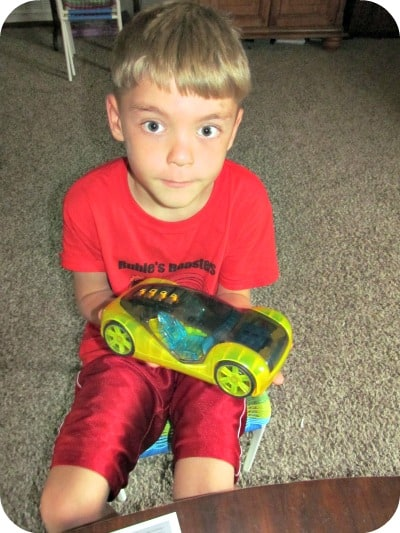 Worx Toys Speedster Car