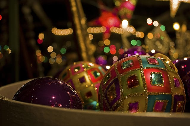 Bokeh Decorations