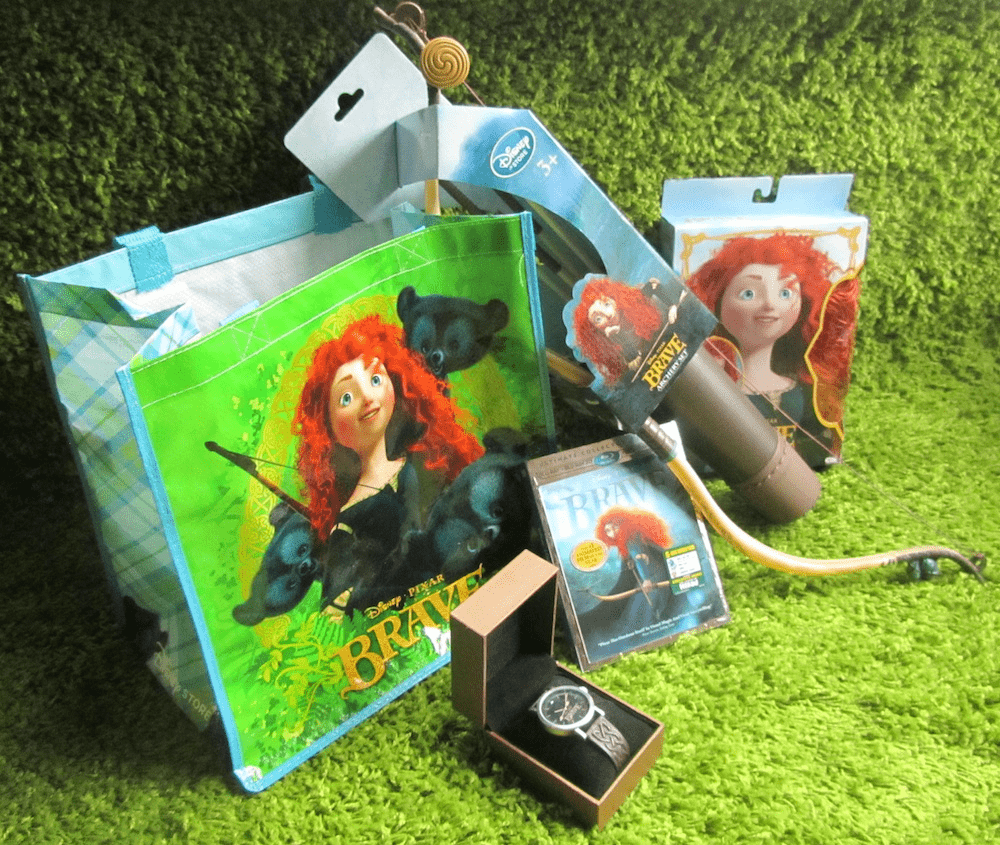 Brave prize pack