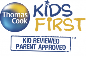Thomas Cook Kids First vacation