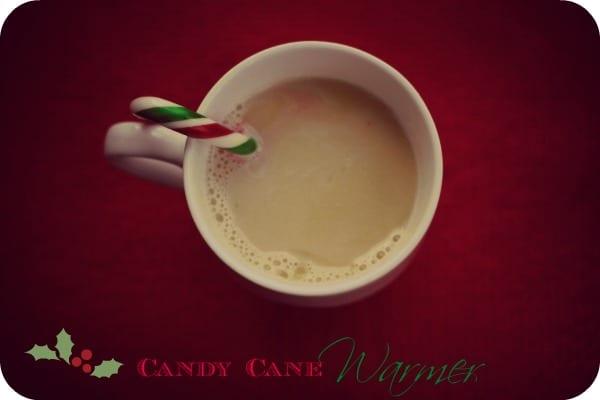 Candy Cane Warmer