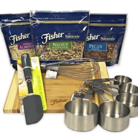 Fisher Nuts Prize Package