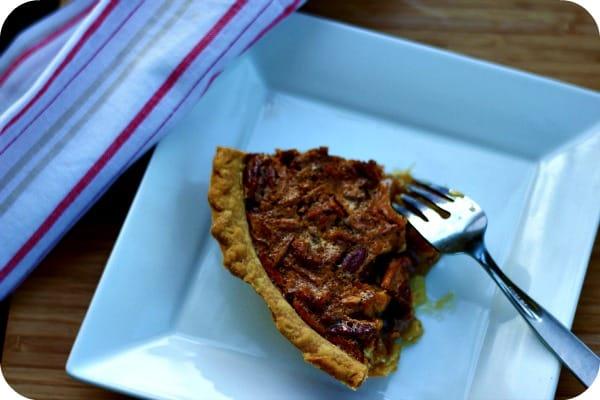 3 Nut Pie