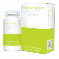 green coffee bean pure extract