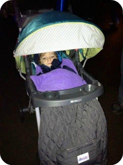 nomie baby Toddler Stroller Blanket