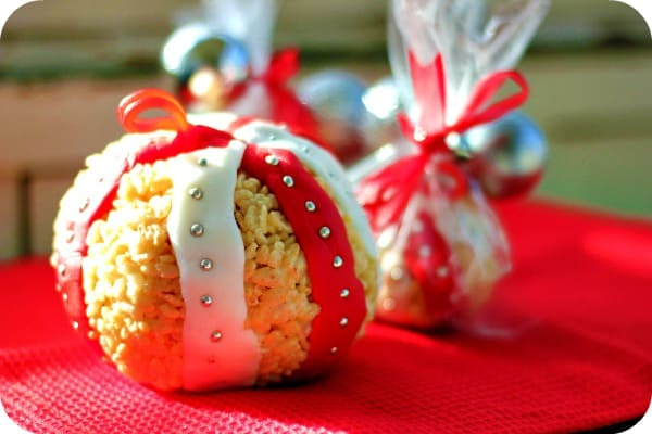 Rice Krispies Holiday Ornament
