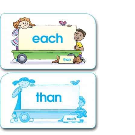 School Zone Sight Words combo pack