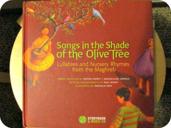 Songs in the Shade of The Olive Tree: Lullabies and Nursery Rhymes