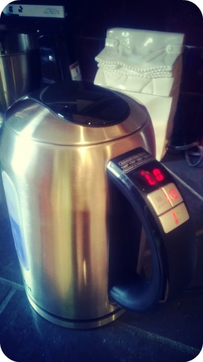 T-fal Thermovision Electronic Kettle