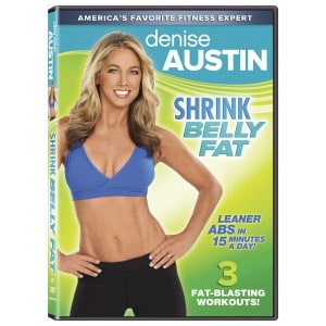 Denise Austin: Shrink Belly Fat Review - Simply Stacie