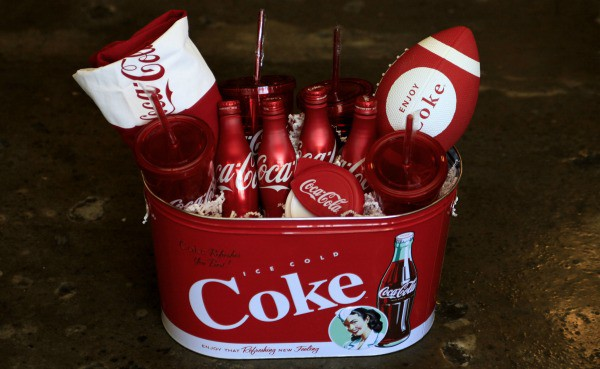 Coca-Cola Party Starter Kit Giveaway Prize