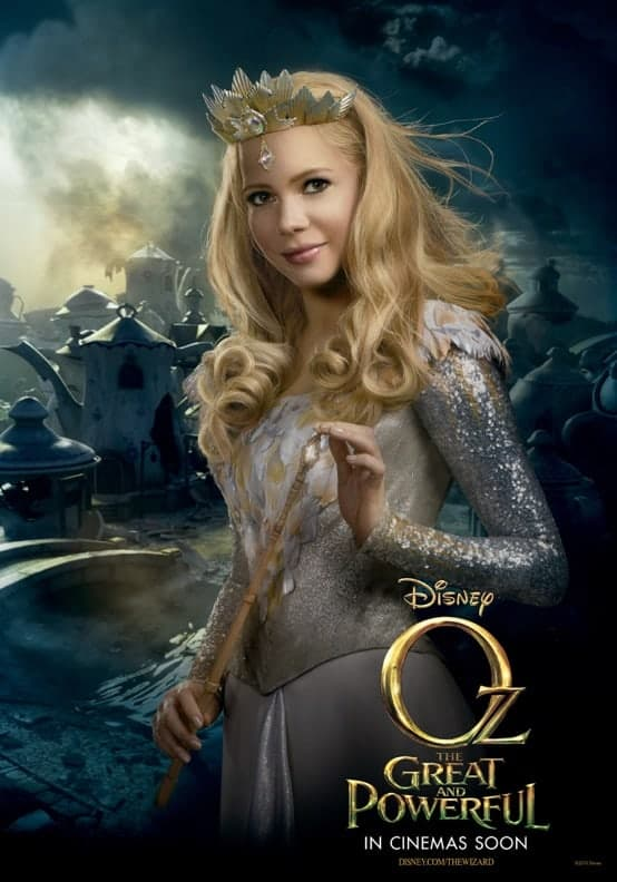 Dark Glinda from Oz The Great and Powerful