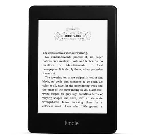 Kindle Paperwhite 3G