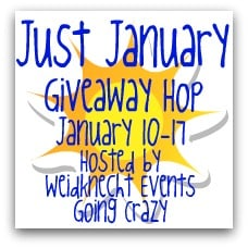 Just January Giveaway