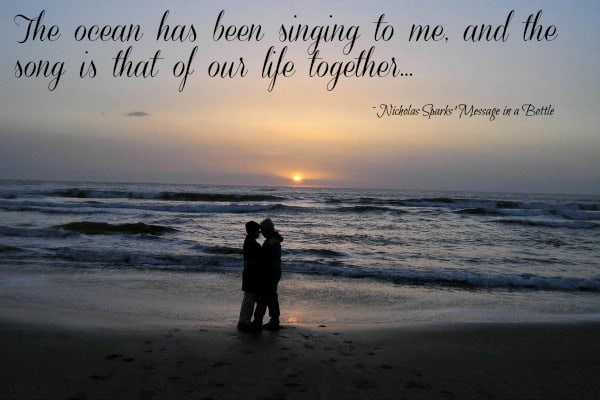 Nicholas Sparks Love Quotes