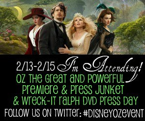 A Dreamer is Going to Oz: The World Premiere of Oz the Great and Powerful #DisneyOzEvent