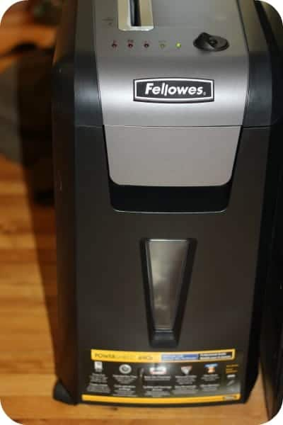 Fellowes Powershred 69Cb Shredder