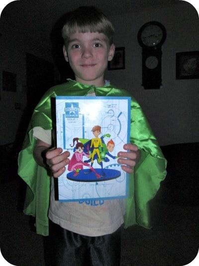 SOAR Headquarters Superheroes Subscription Service