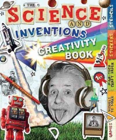 Science and Inventions Creativity Book