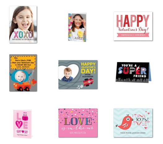 Tiny Prints Valentines