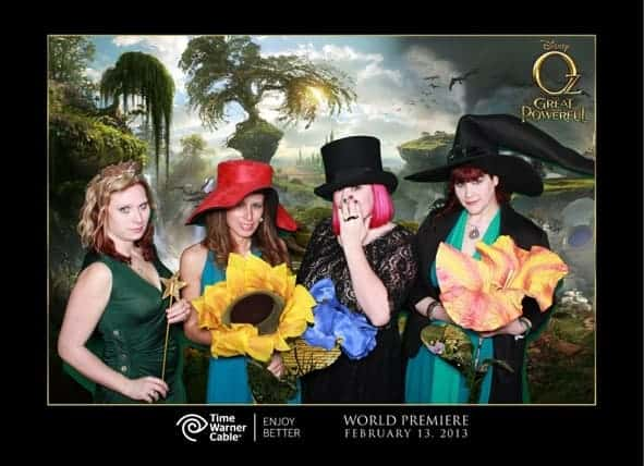 Following the Yellow Brick Road at the El Capitan Theatre: My Red Carpet Experience with Oz the Great and Powerful #DisneyOzEvent