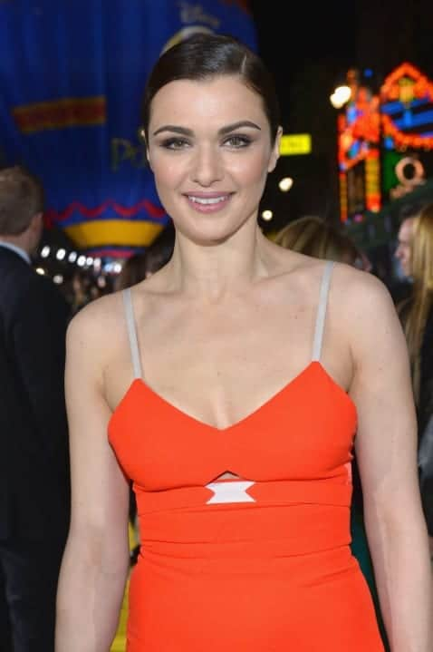 An Interview with Oz the Great and Powerful's Rachel Weisz #DisneyOzEvent