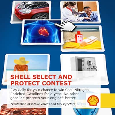 Shell Select and Protect Contest