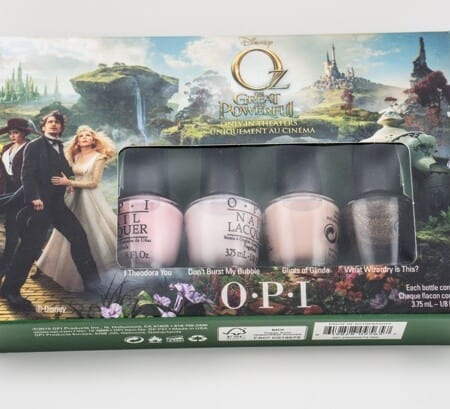 OPI's Oz The Great and Powerful Limited Edition Nail Polish Collection (In Stores March 2013) #DisneyOzEvent