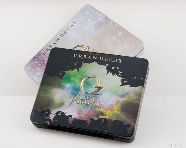 The Glinda and Theodora Urban Decay Palettes Inspired by Oz the Great and Powerful #DisneyOzEvent