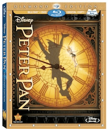 Peter Pan: Diamond Edition Blu-ray Review