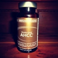 Quality of Life Kinoko® Gold AHCC® Immune Health Supplement