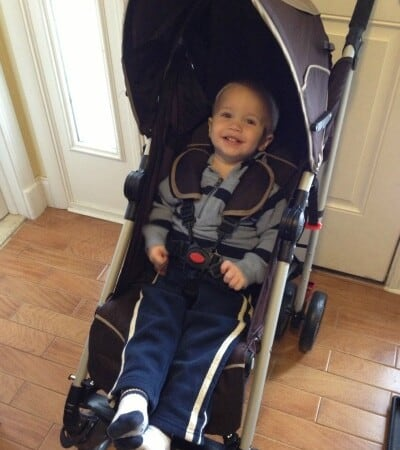 Baby Trend EuroRide Stroller Review