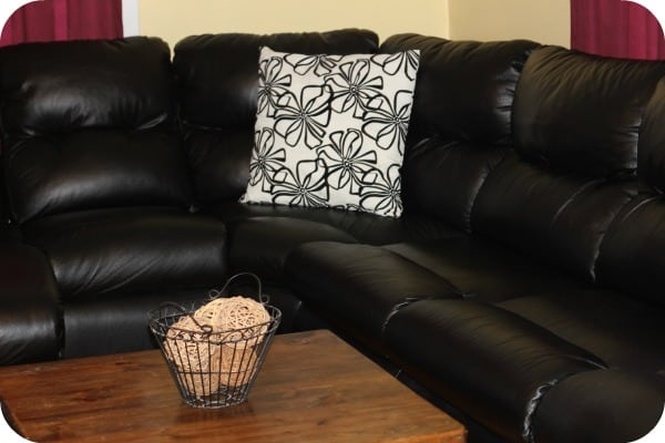 Griffin Sectional from La-Z-Boy