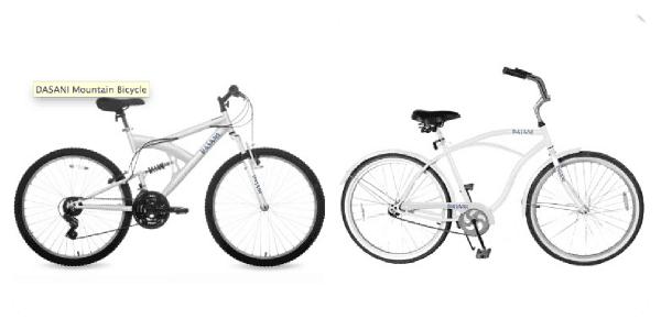 Keep Hydrated with DASANI DROPS + Win a Bike!