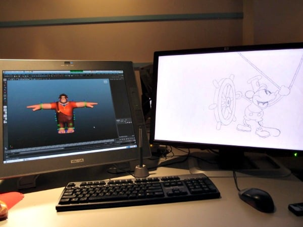 My Wreck-it Ralph Experience at Walt Disney Animation Studios #DisneyOzEvent #WreckitRalph