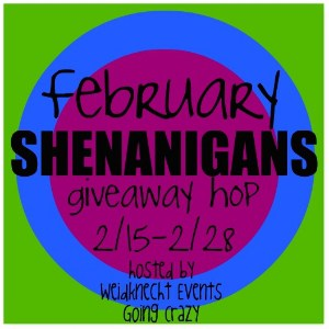 February Shenanigans Giveaway
