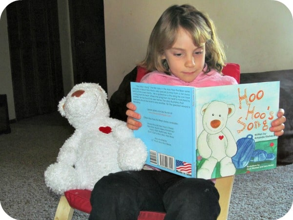 Hoo Hoo the Bear Book Series