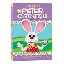 Peter Cottontail DVD Review