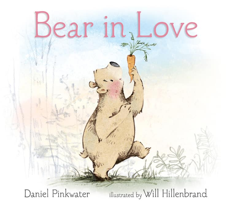 """Bear in Love"" by Daniel Pinkwater"