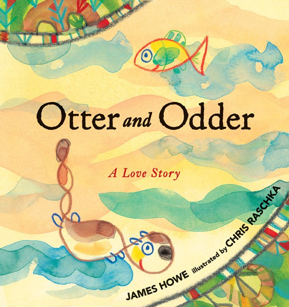 """Otter and Odder-A Love Story"""