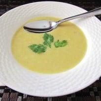 Leek Cream Soup
