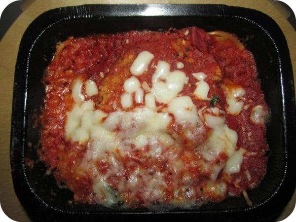"""Michael Angelo's """"Naturally Italian""""  Gourmet Frozen Meals"""