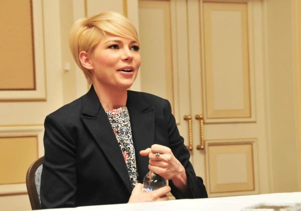 An Interview with Oz the Great and Powerful's Michelle Williams #DisneyOzEvent