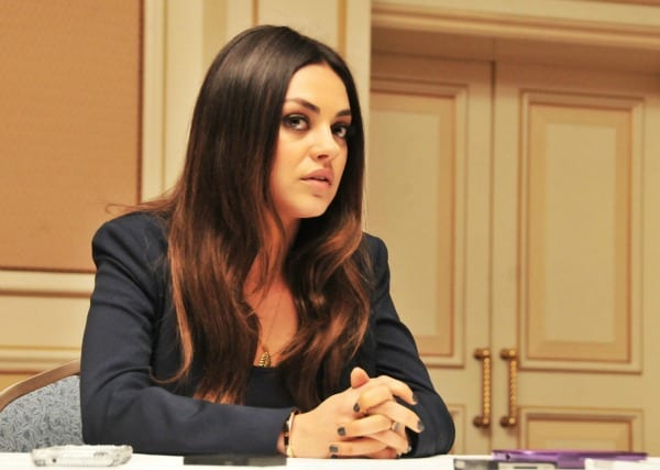An Interview with Oz the Great and Powerful's Mila Kunis #DisneyOzEvent