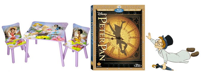 Peter Pan Prize Pack
